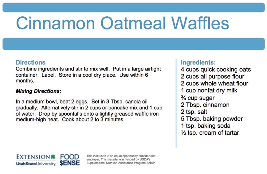 cinnamon-oatmeal-waffles